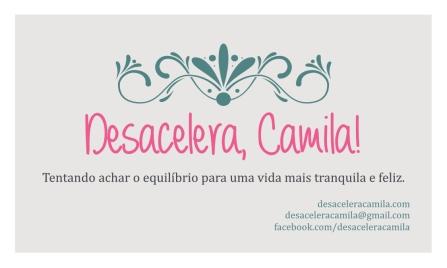 Cartão blog